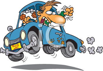 "Tips for Avoiding Holiday ""Road Rage"""