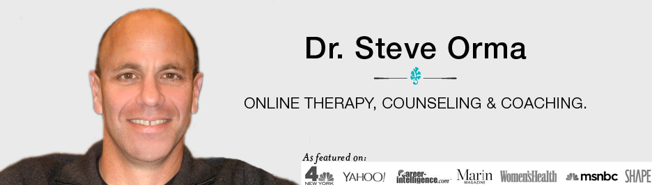 DR. STEVE ORMA - Online Therapy, Counseling, and Coaching