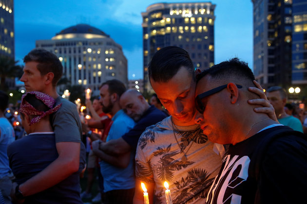 It Is Perfectly Natural to Lose Sleep Over the Orlando Tragedy