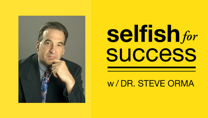 Selfish For Success Podcast 007: Dr. Andrew Bernstein – How to be an Impassioned Valuer