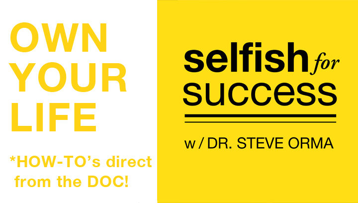 Selfish For Success Podcast 003: Why You Should Choose a Career Selfishly (Part 1)