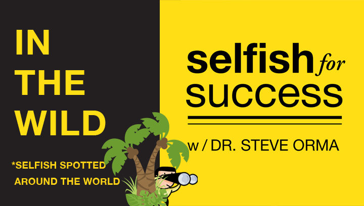 Selfish For Success Podcast 005: Good Life Project – Selflessness vs Selfishness, Yes There's a Big Difference