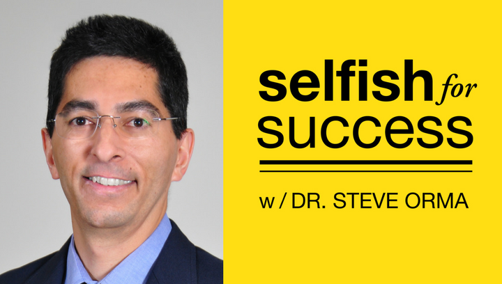 Selfish For Success Podcast 010: Dr. Onkar Ghate – What It REALLY Means to Be Selfish & Why It's Critical for Your Success & Happiness