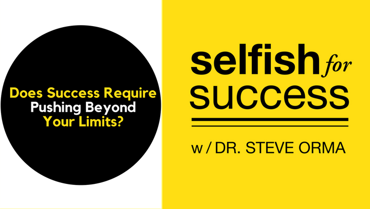 SFS 038: Grit vs Strain – Does Success Require Pushing Beyond Your Limits?