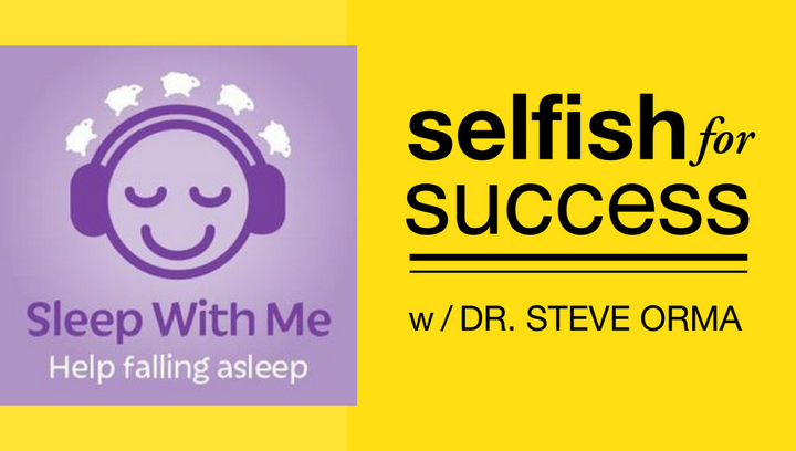 "SFS 029: The Art of Falling Asleep & Creating a Popular Podcast With ""Sleep With Me"" Host Drew Ackerman"