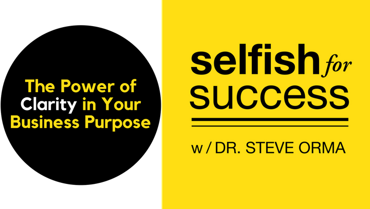 SFS 041: The Power of CLARITY in Your Business Purpose